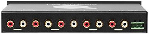 Planet Audio Band Car Equalizer, Subwoofer with Filter,