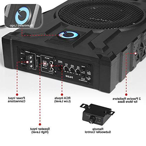 Planet Profile Subwoofer 800 Watts, Subwoofer