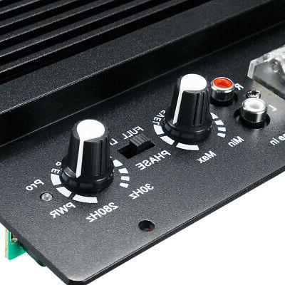 Power Amplifier Bass Module