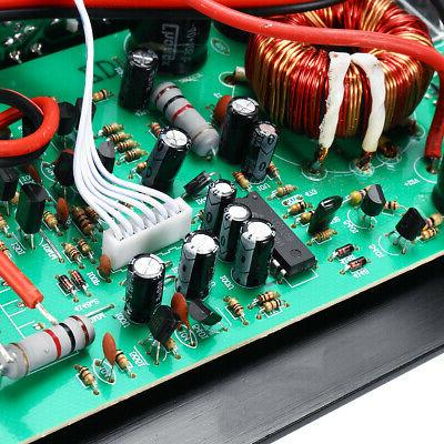 Power Amplifier Bass Amp