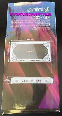 Infinity REF-704A 400-watt 4-channel Amplifier