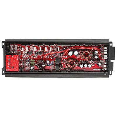 NEW 700W RMS 5-CHANNEL AB/D FULL AMPLIFIER
