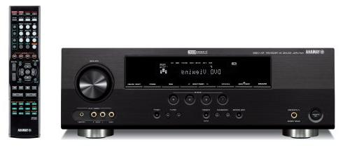 rx v365bl home theater receiver