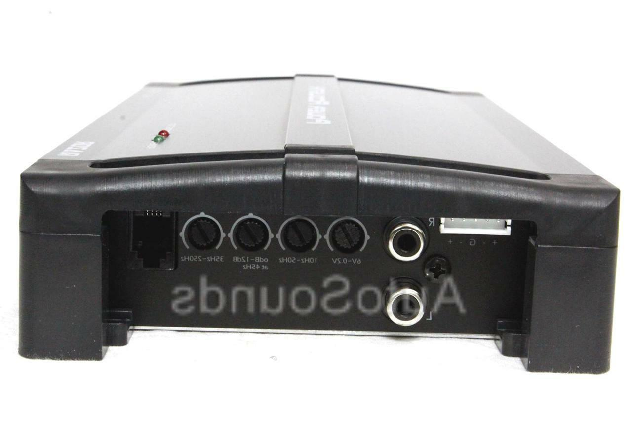 Power Watt Monoblock D Car Amplifier