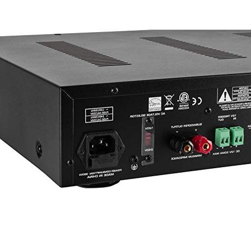 Dayton Audio Subwoofer Amplifier