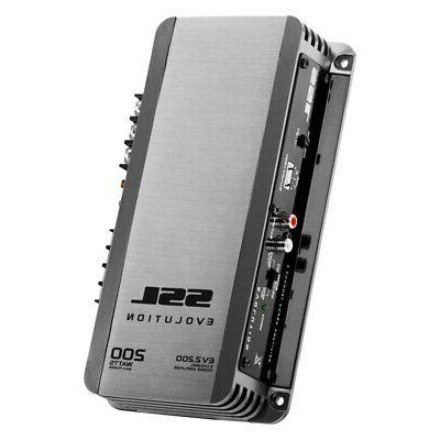 Soundstorm Small 2CH Amplifier 200W Max