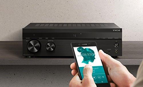 Sony Receiver Phono &