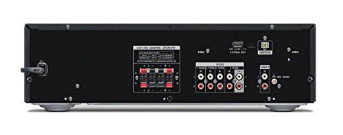 Receiver with &