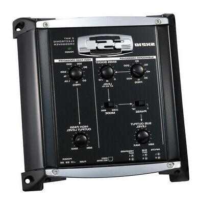 sx210 crossover 2 way electronic soundstorm