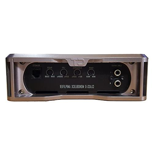 CT Sounds Car Amplifier