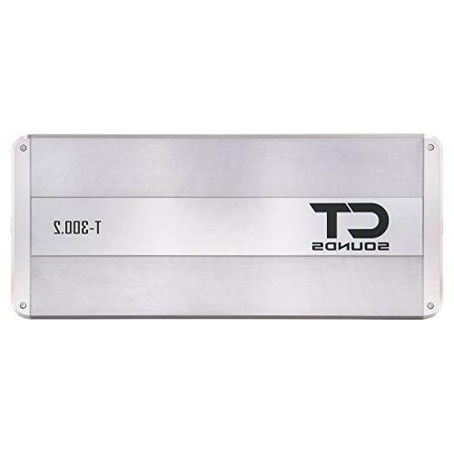 t 300 2 class ab 2 channel