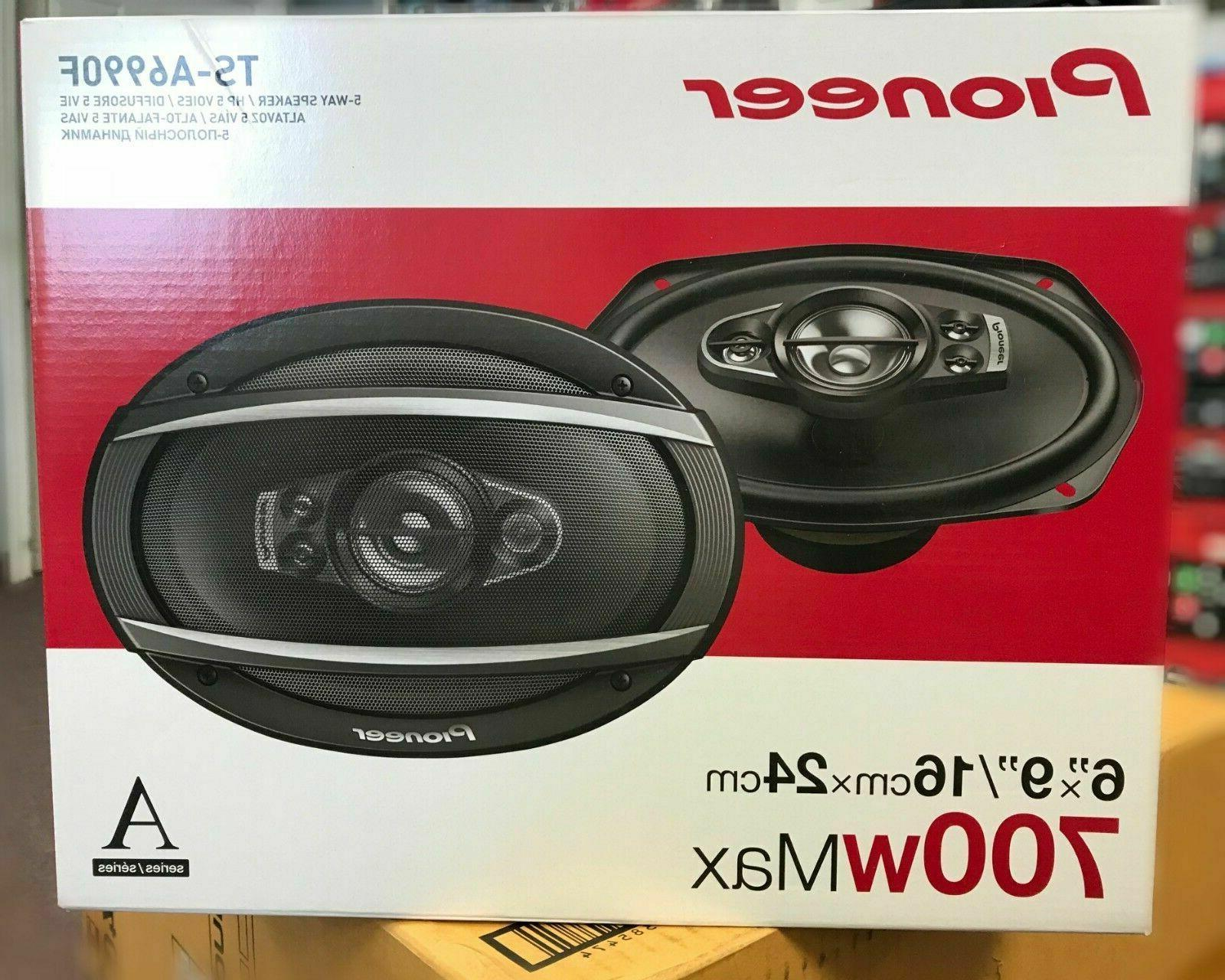 ts a6996r a series speakers