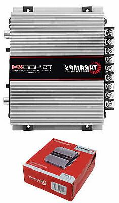 Taramps TS400X4 Full Range 2 Ohm 4 Channel 400W Class D Car