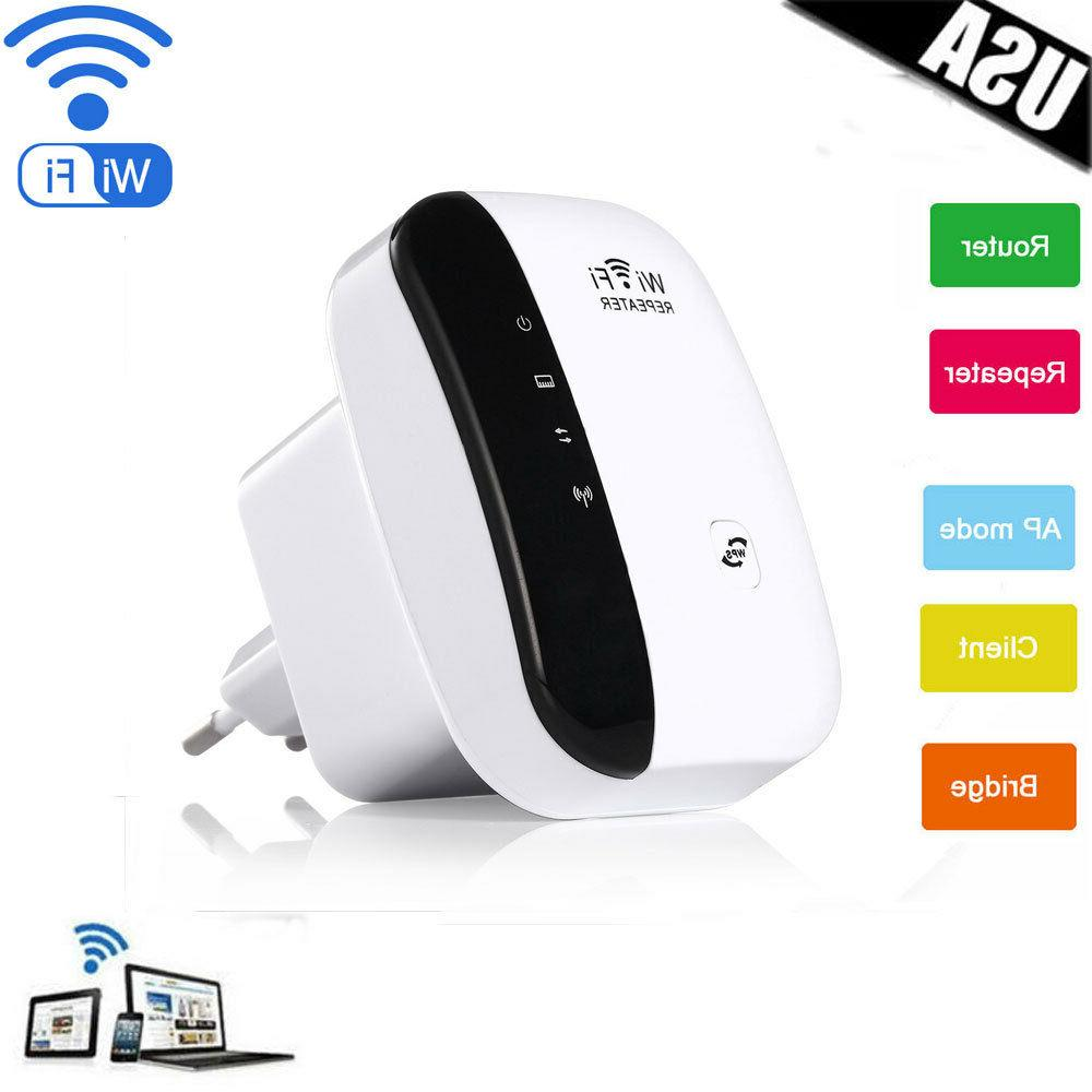 300Mbps Wireless-N Portable Mini Repeater