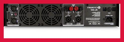 Crown Xli800 300W Amplifier SHIPPING