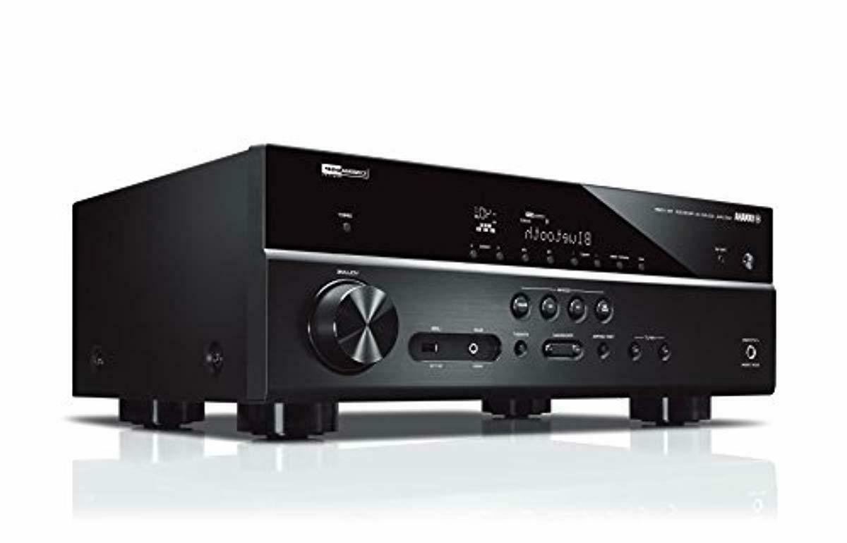 Yamaha Ultra HD AV Receiver with Bluetooth