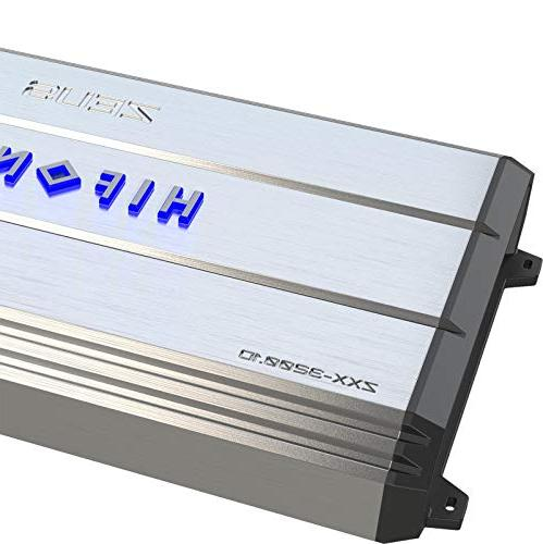 Hifonics 3200-Watt Max Class Audio Amplifier |