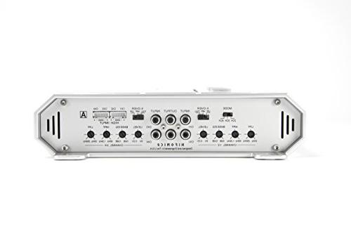 Hifonics ZRX1016.4 Zeus Audio Amplifier,