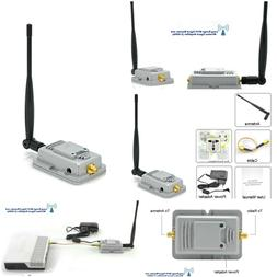 Long Range Top Quality Wi-Fi Signal Booster and Wireless Sig