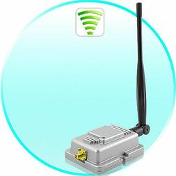 Long Range Wi-Fi Signal Booster and Wireless Signal Amplifie