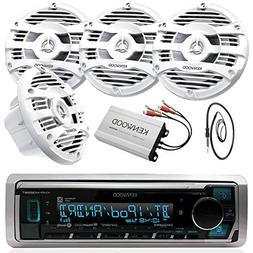 New Kenwood Marine Boat Yacht Bluetooth Digital USB AUX iPod