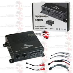 Audiopipe 4 Channel Micro Amplifier 1000 Watts