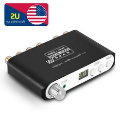 Mini 2.1 Channel Bluetooth 5.0 Amplifier Stereo Receiver Sub