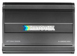 Autotek MM2020.4 Mean Machine 2000W 4 Channel Bridgeable Amp