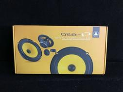 "*NEW* JL AUDIO C1-650 6.5"" 100W RMS CAR COMPONENT SPEAKERS T"