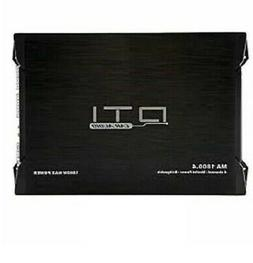NEW DTI MA1600.4 4 CHANNEL 1600 WATTS MAX CAR AUDIO STEREO A