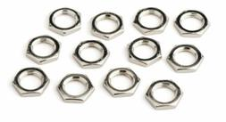 nickel plated amplifier jack nuts
