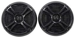 "Pair Rockville RMSTS80B 8"" 1000w Waterproof Marine Boat Spea"