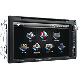 pd 651b double din dash