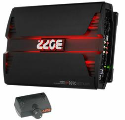 Boss Phantom Pv3700 Car Amplifier - 3700 W Pmpo - 5 Channel