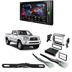 """Pioneer 6.2"""" Multimedia DVD Receiver with Bluetooth Toyota T"""