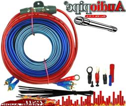 PK750SX AUDIOPIPE Amplifier Installation Wiring Kit for 750