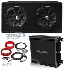 "Kicker PSM3 200 Watt 3"" Weather-Proof Enclosed Marine Speake"