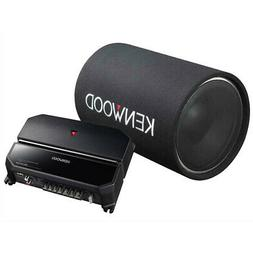 """Kenwood PW130TB 12"""" Tube woofer Party Pack, Consists of KAC-"""