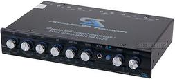 POWER ACOUSTIK PWM-16 CAR AUDIO 4-BAND GRAPHIC EQUALIZER EQ