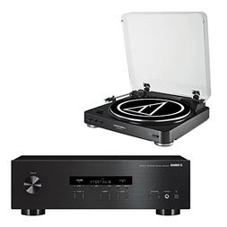 Yamaha R-S202 Bluetooth Stereo Receiver with Audio Technica