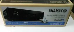 Yamaha R-S202 Natural Sound Stereo Receiver with Bluetooth .