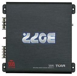 BOSS Audio R4002 - Riot 800 Watt, 2 Channel, 2/4 Ohm Stable