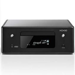 Denon RCD-N10 Network Cd Receiver with Heos