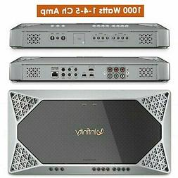 Infinity REF-704A 1000 Watts Mono 4-, and 5 Channel Car Ampl