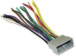 Scosche CR02B Wiring Harness for 2002-Up Select Chrysler/Jee