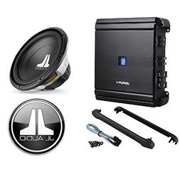 Alpine 500 Watt RMS Class D Mono Car Amplifier + JL Audio 15