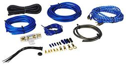 Rockville RWK81 8 Gauge Complete Amp Installation Wire Kit w