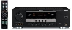 rx v363bl home theater receiver