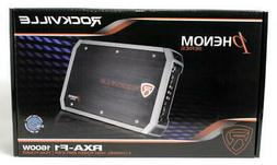 New Rockville RXA-F1 1600 Watt Peak/800w RMS 4 Channel Ampli