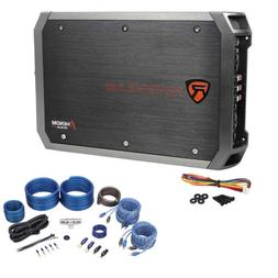 Rockville RXA-F1 1600 Watt Peak/800w RMS 4 Channel Car Stere